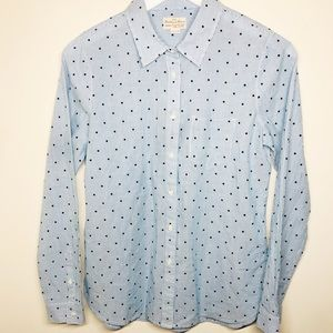 Madewell, Broadway & Broome Button Down Top | M